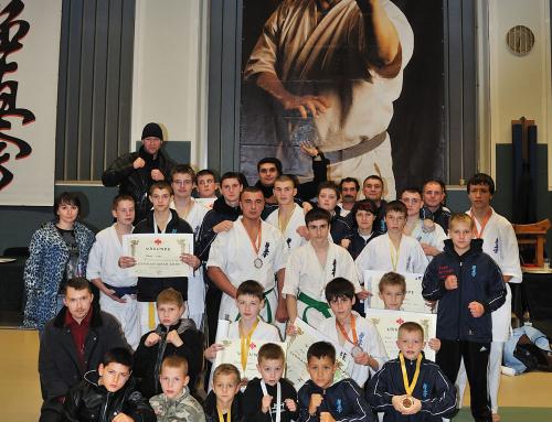 1. Deutsche Meisterschaft  Federation IKO