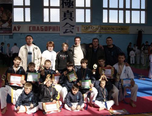 Nationalmeisterschaft für Kinder und Jugend