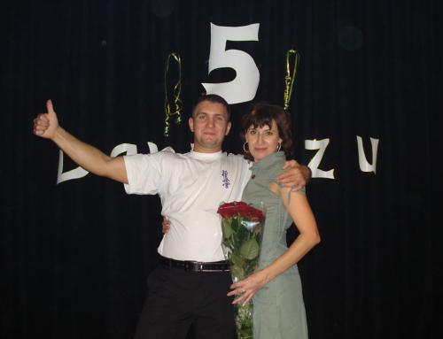 Dankezu 5 Jahre!